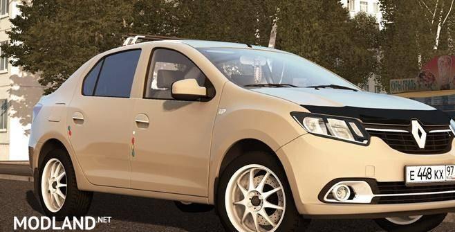 Renault Logan 1.6l MT 2014 [1.5.9]